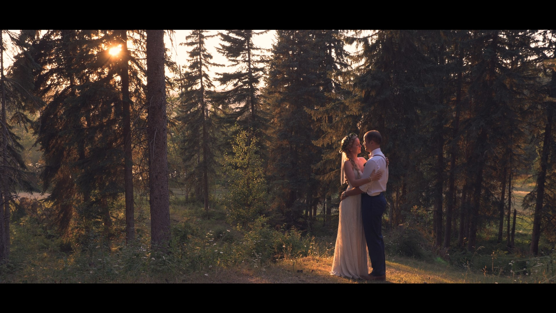 Forest Wedding Film