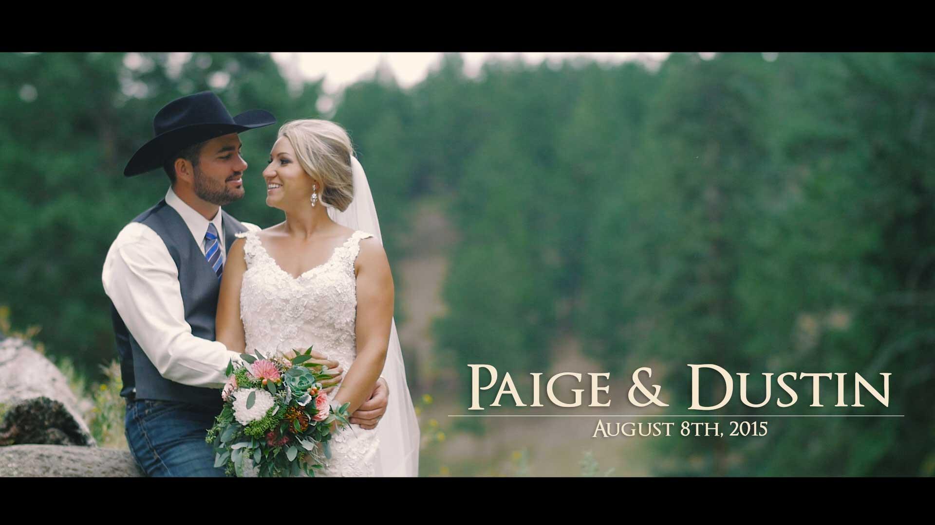 Paige + Dustin // Wedding Film