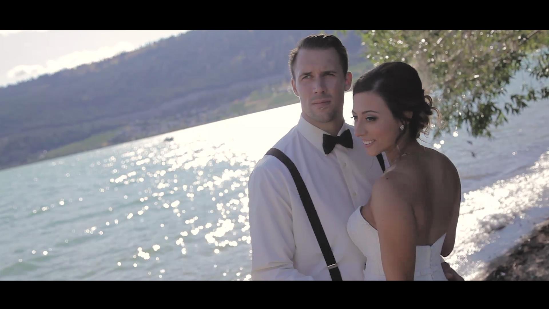 Travis + Tanja // Kelowna Wedding Film