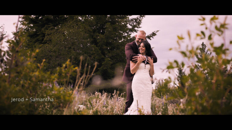 Kelowna Wedding Videographer